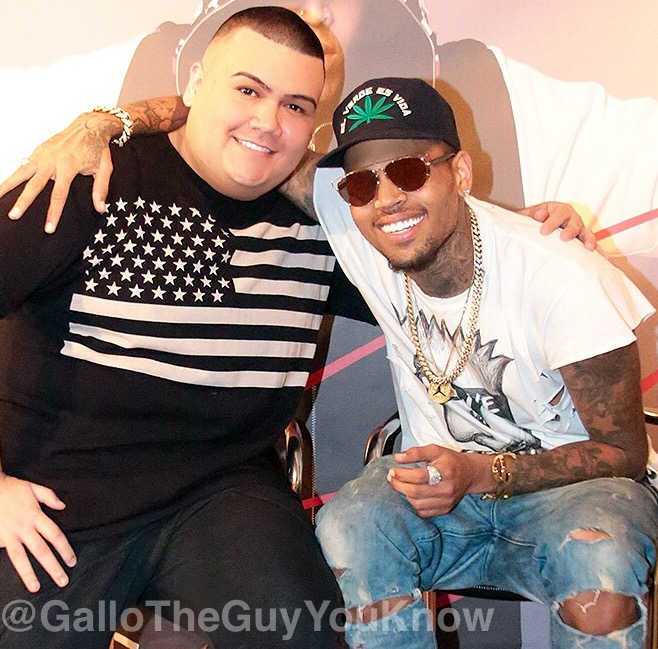 One hell of a nite with chris brown gallo the guy you know chris brown brings kid ink on stage one hell of a nite tour chicago gallotheguyyouknow m4hsunfo